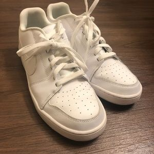 Men's Nike Blackboard II Leather Athletic Sneakers